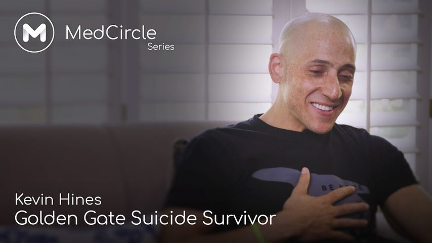"Why Kevin Hines Felt Like He ""Had to Die"" By Suicide"