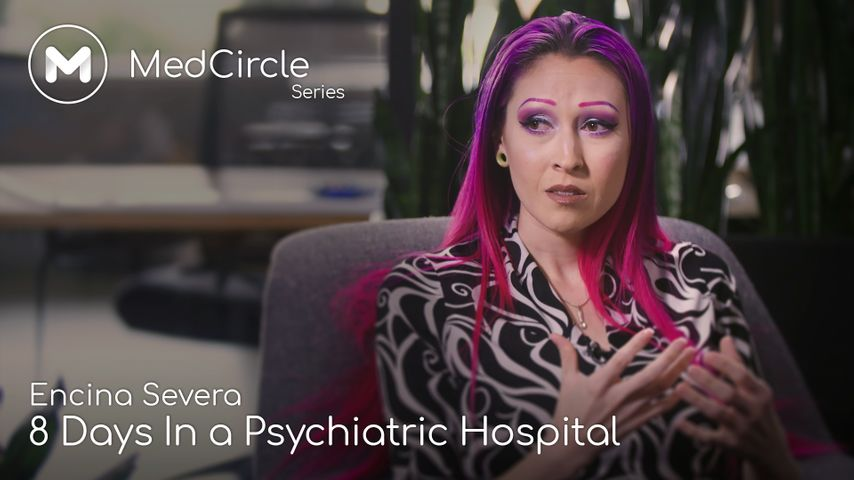 Encina Admitted Herself to a Psychiatric Hospital. Here's Why