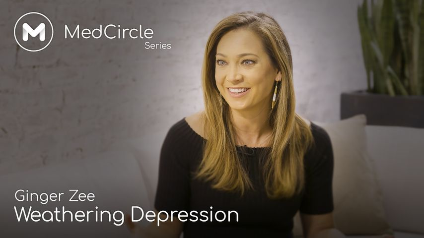 What Depression Feels Like for Ginger Zee (& How She Finds Purpose)