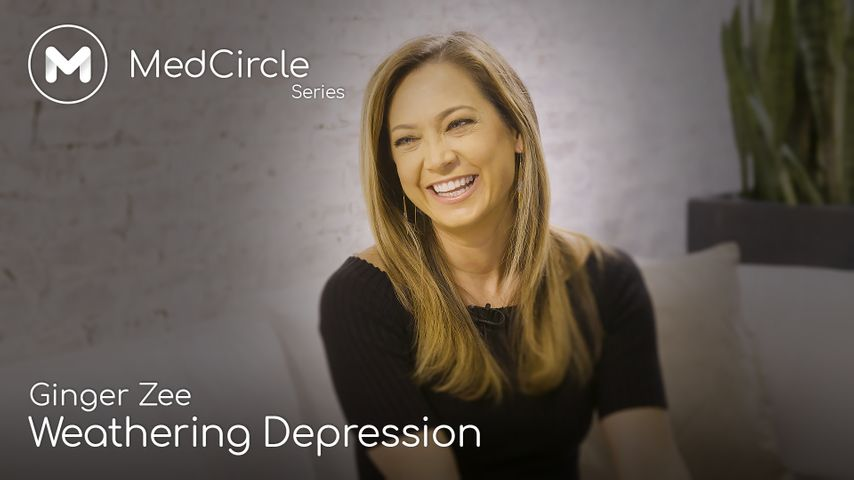 Ginger on Growing Up with Depression & Talking Mental Health with Her Kids
