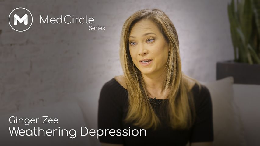 Ginger Zee's Steps to Dealing with a Depressive Episode